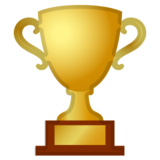 Trophy on Google Android 10.0
