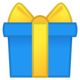 Wrapped Gift on Google Android 10.0