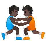 Wrestlers, Type-6 on Google Android 10.0