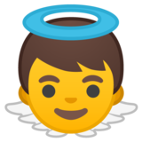 Baby Angel on Google Android 10.0 March 2020 Feature Drop