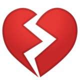 Broken Heart on Google Android 10.0 March 2020 Feature Drop