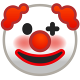 Clown Face on Google Android 10.0 March 2020 Feature Drop