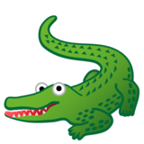 Crocodile on Google Android 10.0 March 2020 Feature Drop