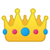Crown on Google Android 10.0 March 2020 Feature Drop