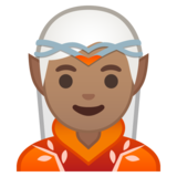 Elf: Medium Skin Tone on Google Android 10.0 March 2020 Feature Drop