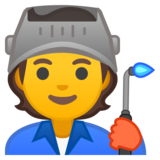 Factory Worker on Google Android 10.0 March 2020 Feature Drop