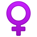 Female Sign on Google Android 10.0 March 2020 Feature Drop