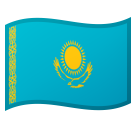 Flag: Kazakhstan on Google Android 10.0 March 2020 Feature Drop