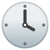Four O'Clock on Google Android 10.0 March 2020 Feature Drop