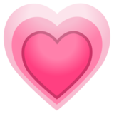 Growing Heart on Google Android 10.0 March 2020 Feature Drop