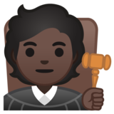 Judge: Dark Skin Tone on Google Android 10.0 March 2020 Feature Drop