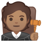 Judge: Medium Skin Tone on Google Android 10.0 March 2020 Feature Drop