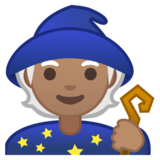 Mage: Medium Skin Tone on Google Android 10.0 March 2020 Feature Drop