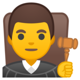 Man Judge on Google Android 10.0 March 2020 Feature Drop
