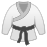 Martial Arts Uniform on Google Android 10.0 March 2020 Feature Drop