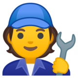 Mechanic on Google Android 10.0 March 2020 Feature Drop