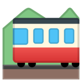 Mountain Railway on Google Android 10.0 March 2020 Feature Drop