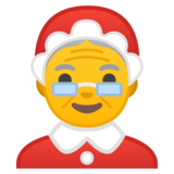 Mrs. Claus on Google Android 10.0 March 2020 Feature Drop