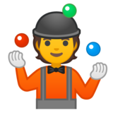 Person Juggling on Google Android 10.0 March 2020 Feature Drop