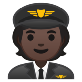Pilot: Dark Skin Tone on Google Android 10.0 March 2020 Feature Drop