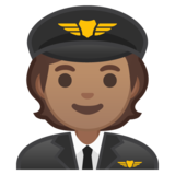 Pilot: Medium Skin Tone on Google Android 10.0 March 2020 Feature Drop