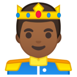 Prince: Medium-Dark Skin Tone on Google Android 10.0 March 2020 Feature Drop