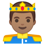 Prince: Medium Skin Tone on Google Android 10.0 March 2020 Feature Drop