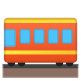 Railway Car on Google Android 10.0 March 2020 Feature Drop
