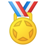 Sports Medal on Google Android 10.0 March 2020 Feature Drop