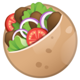 Stuffed Flatbread on Google Android 10.0 March 2020 Feature Drop