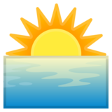 Sunrise on Google Android 10.0 March 2020 Feature Drop