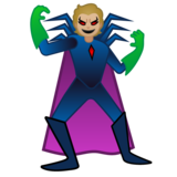 Supervillain: Medium-Light Skin Tone on Google Android 10.0 March 2020 Feature Drop