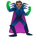 Supervillain: Medium Skin Tone on Google Android 10.0 March 2020 Feature Drop