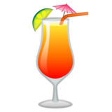 Tropical Drink on Google Android 10.0 March 2020 Feature Drop