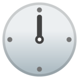 Twelve O'Clock on Google Android 10.0 March 2020 Feature Drop