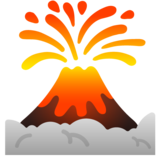 Volcano on Google Android 10.0 March 2020 Feature Drop