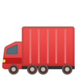 Articulated Lorry on Google Android 11.0