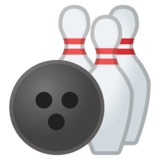 Bowling on Google Android 11.0