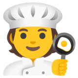 Cook on Google Android 11.0