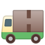 Delivery Truck on Google Android 11.0
