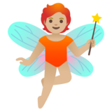 Fairy: Medium-Light Skin Tone on Google Android 11.0