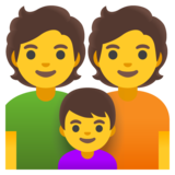 Family on Google Android 11.0