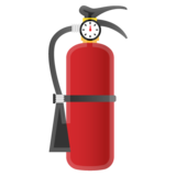 Fire Extinguisher on Google Android 11.0