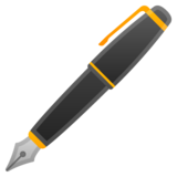 Fountain Pen on Google Android 11.0