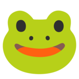Frog on Google Android 11.0