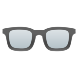 Glasses on Google Android 11.0