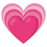 Growing Heart on Google Android 11.0