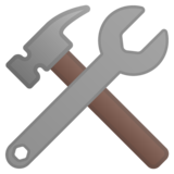 Hammer and Wrench on Google Android 11.0