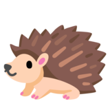 Hedgehog on Google Android 11.0