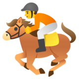 Horse Racing on Google Android 11.0
